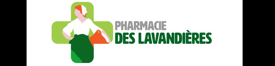 Pharmacie des Lavandières logo