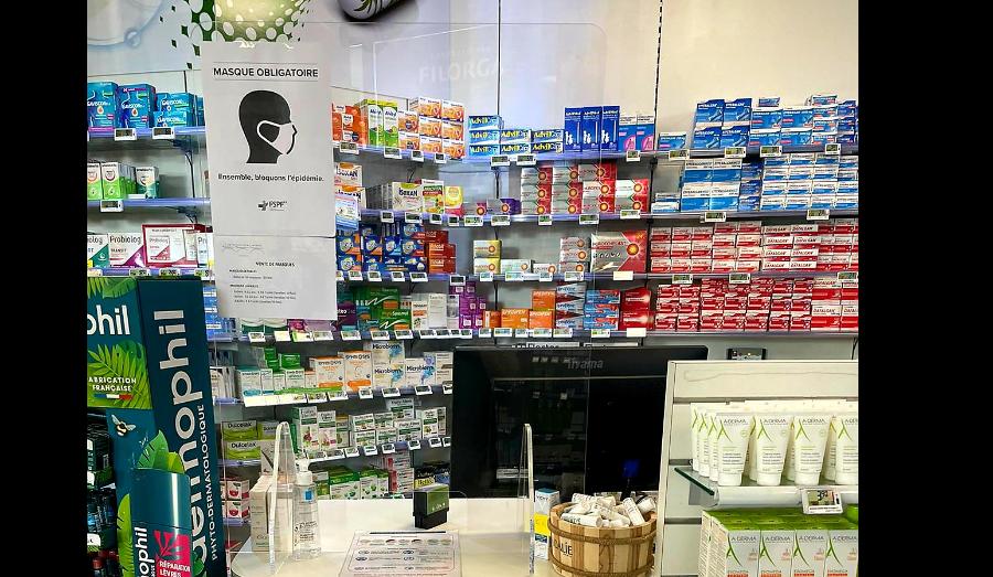 Pharmacie Saint-Jacques à Cognac