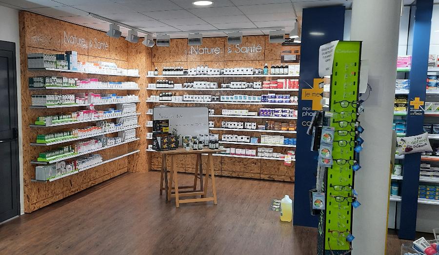 Pharmacie de la Mazelle à Rilhac-Rancon