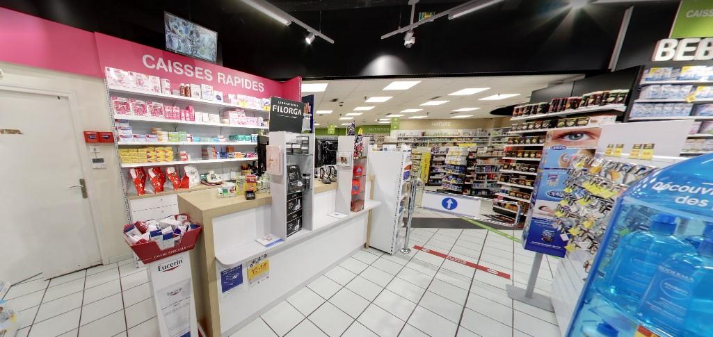 Pharmacie Saint-Clair  à Hérouville-Saint-Clair