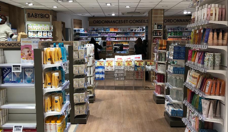 Pharmacie Principale de Ménilmontant à Paris