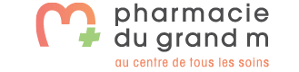 Pharmacie du grand M logo