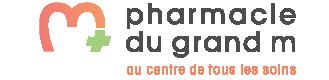 Pharmacie du grand M logo