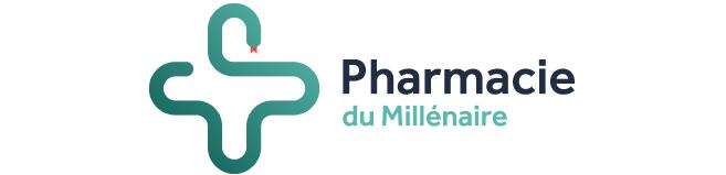 Pharmacie du Millénaire logo