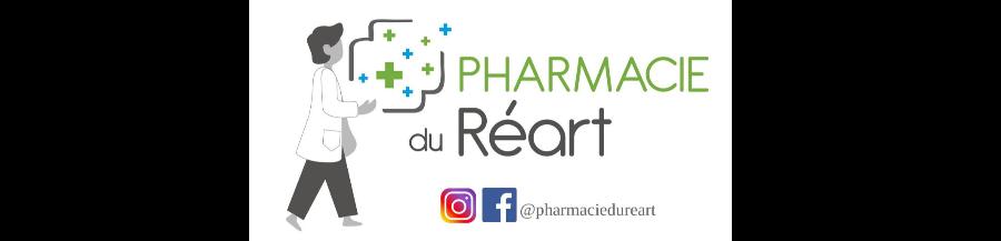 Pharmacie du Réart logo