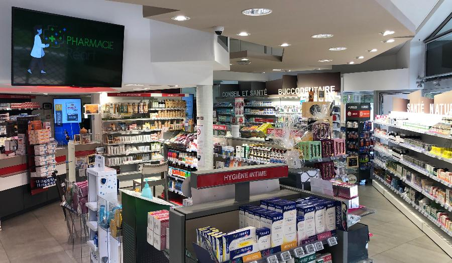 Pharmacie du Réart à Saleilles