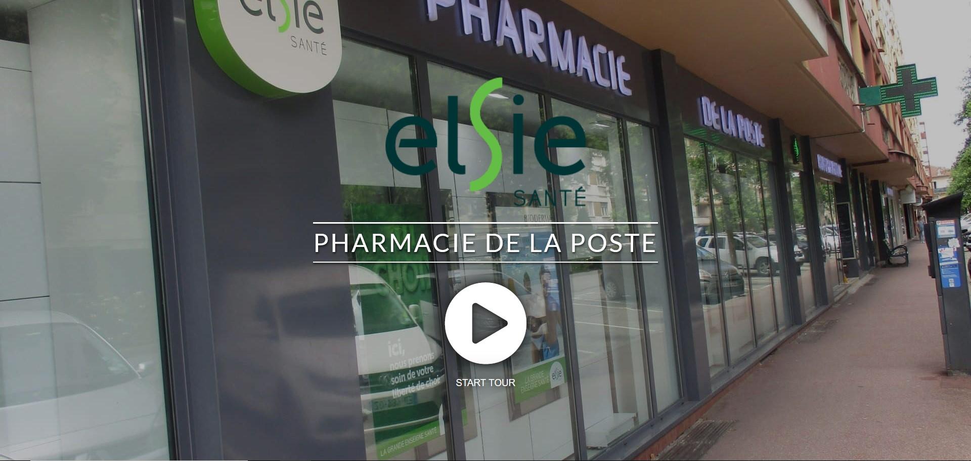 Visite de la pharmacie