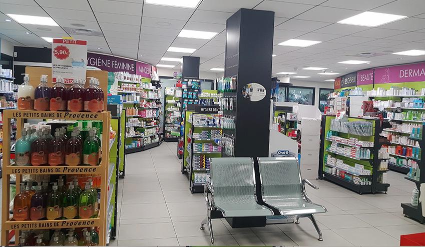 Pharmacie Des Portes de Toulon à  Toulon