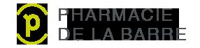 Pharmacie de la Barre logo