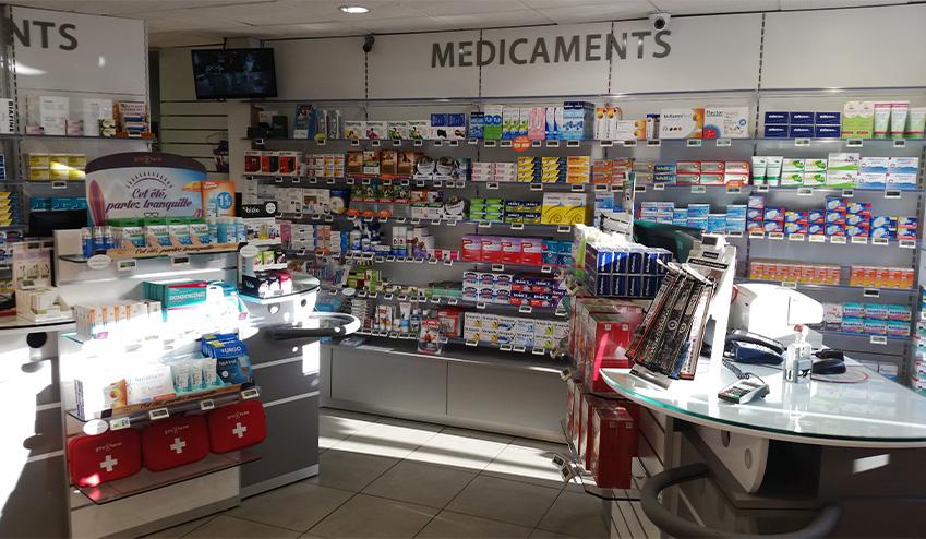 Pharmacie de la Barre à Anglet