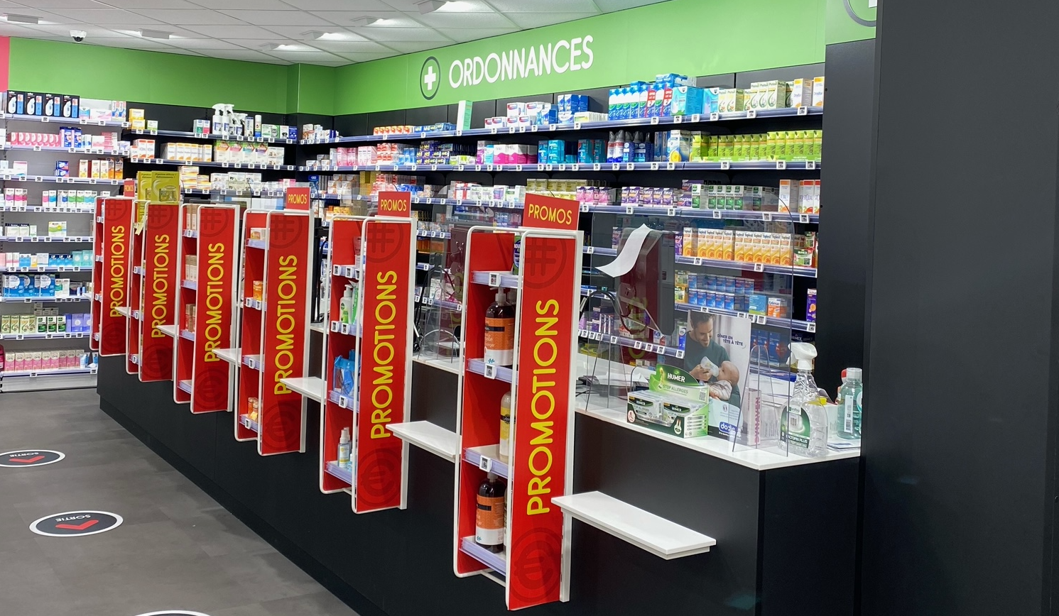 Pharmacie du Rond-Point à Orléans