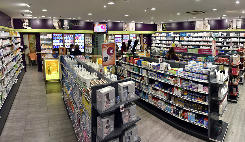 Pharmacie Champion-Gendron à Vertou