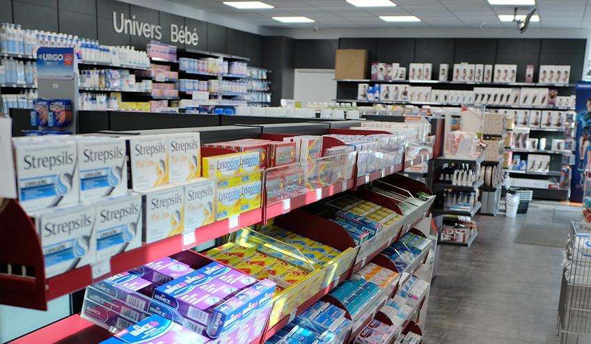 Pharmacie Saint Colomban à Locminé