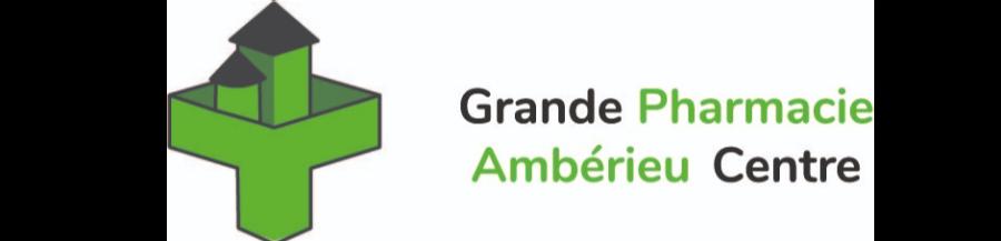 GRANDE PHARMACIE AMBERIEU CENTRE logo