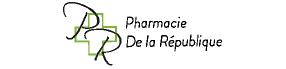 Pharmacie de la République logo