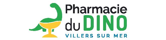 Pharmacie du Dino, Villers-sur-Mer logo
