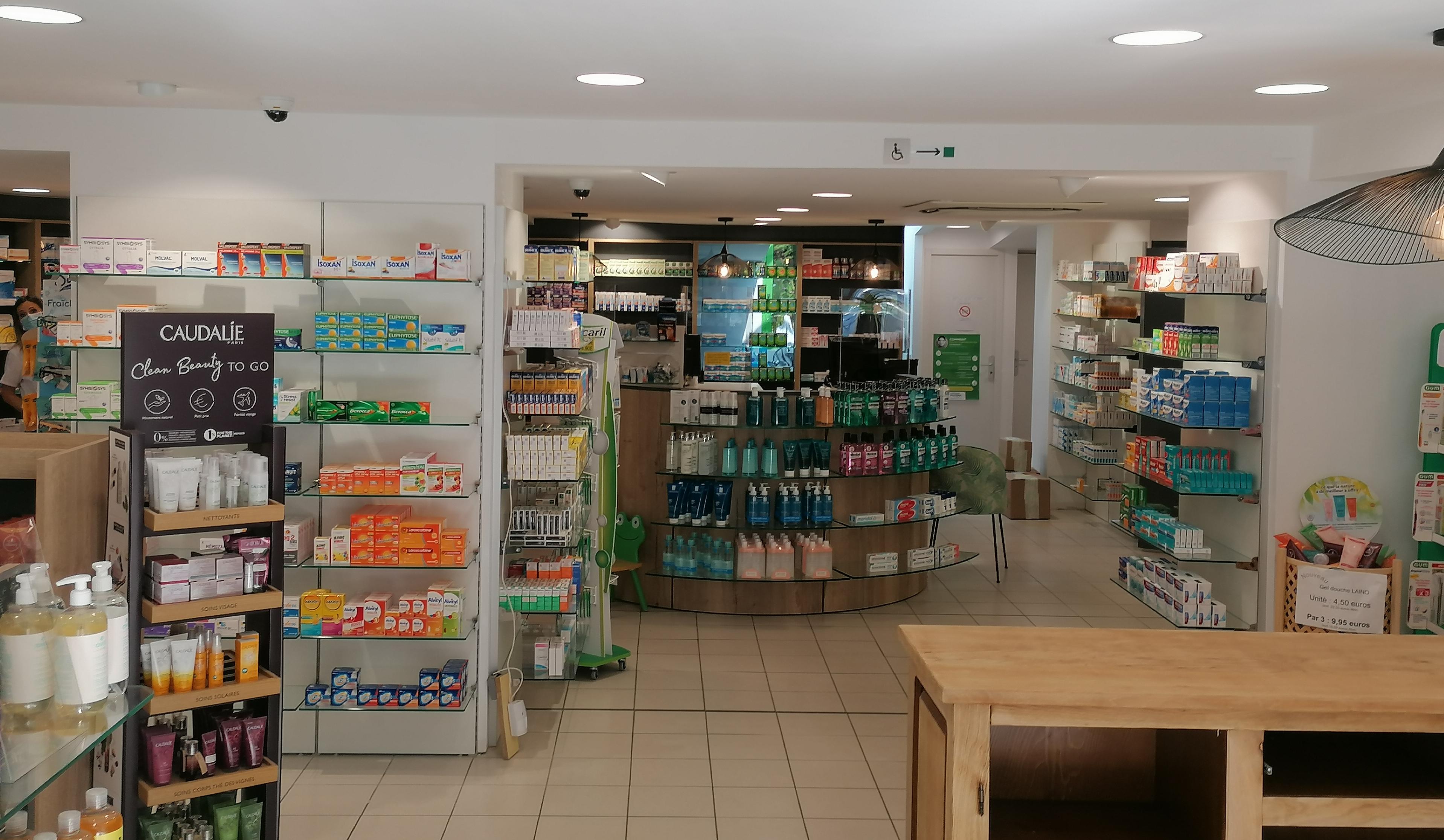 Pharmacie Le Hague Dike à Beaumont-Hague