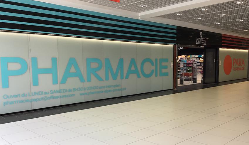 Pharmacie Alpes Provence à Bourg-de-Péage