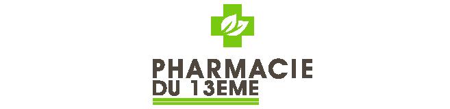Pharmacie du 13 ème logo
