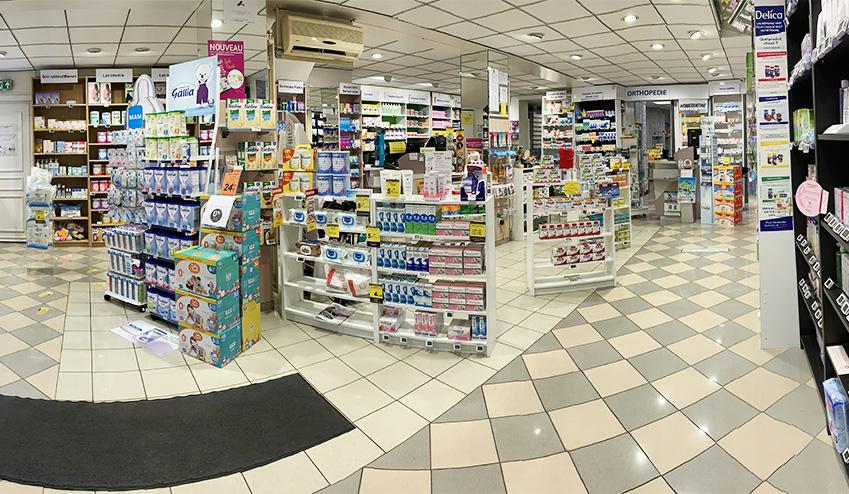 Pharmacie du Château à Beaumont-sur-Oise