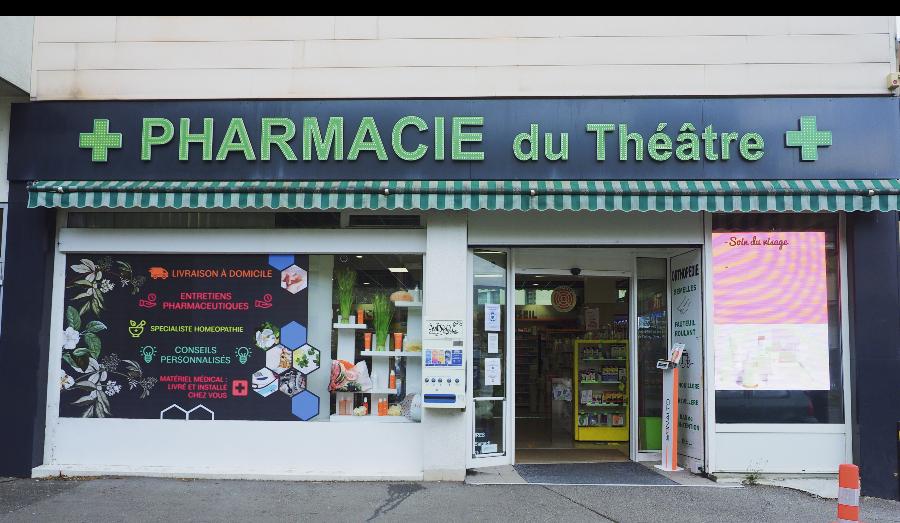 Pharmacie du théâtre à GAP