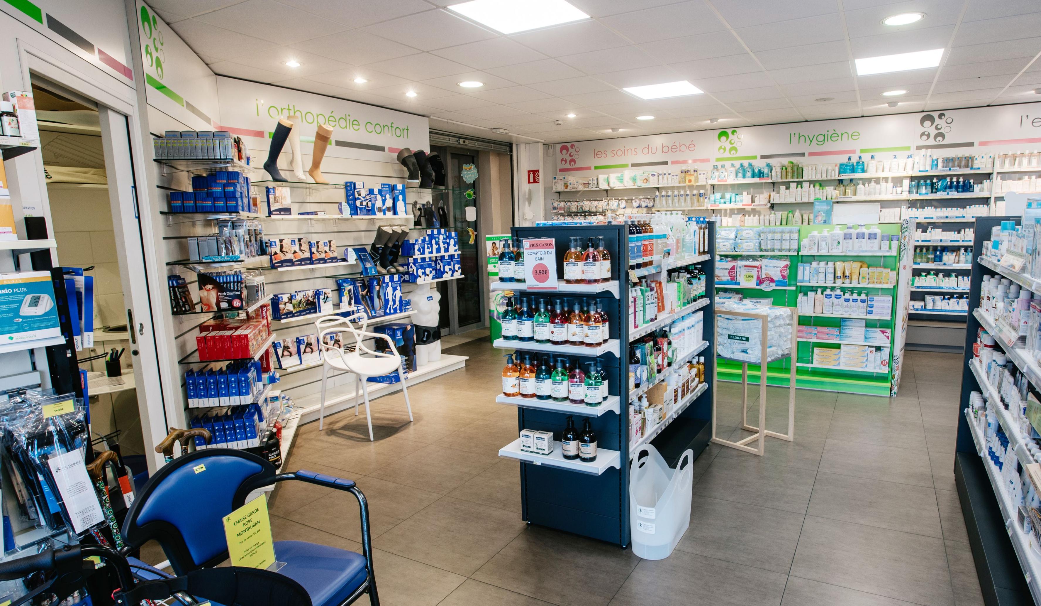 Pharmacie de Kerjean à LOCMINE
