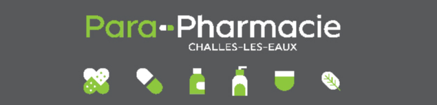 Pharmacie du Forum logo