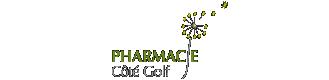 Pharmacie Côté Golf logo
