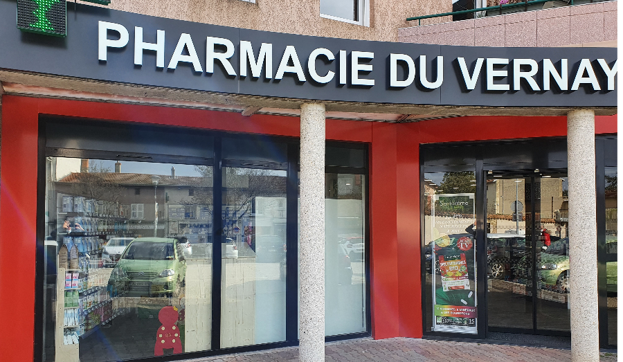 Pharmacie du Vernay à Caluire-et-Cuire