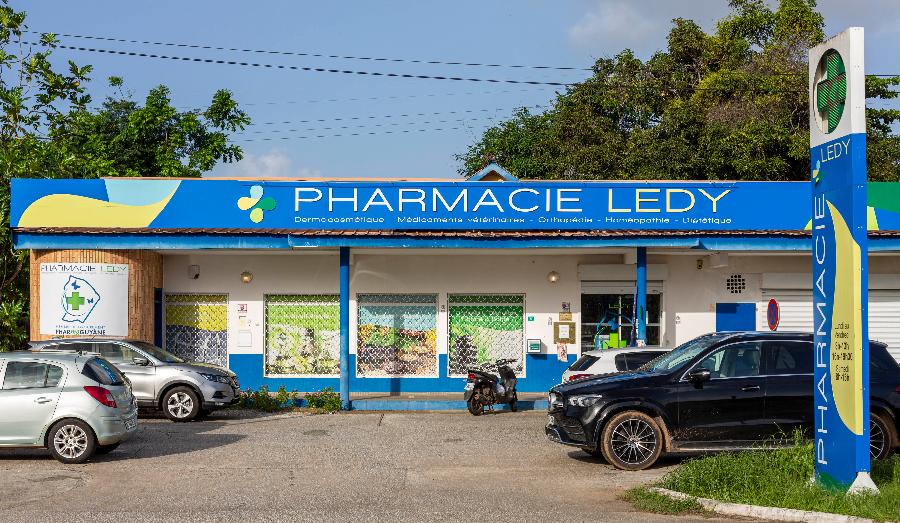 Pharmacie Lédy à Macouria