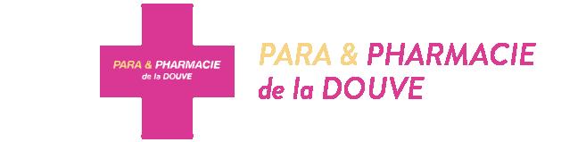 PARA & Pharmacie de La Douve logo