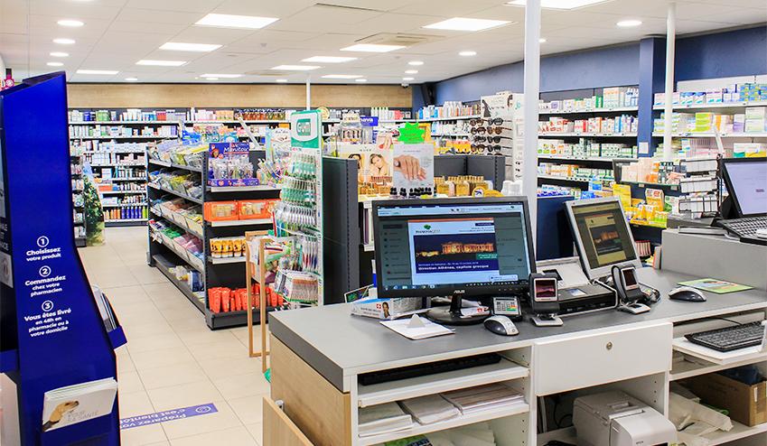 Pharmacie du Bois Plage en Ré  à Le Bois-Plage-en-Ré