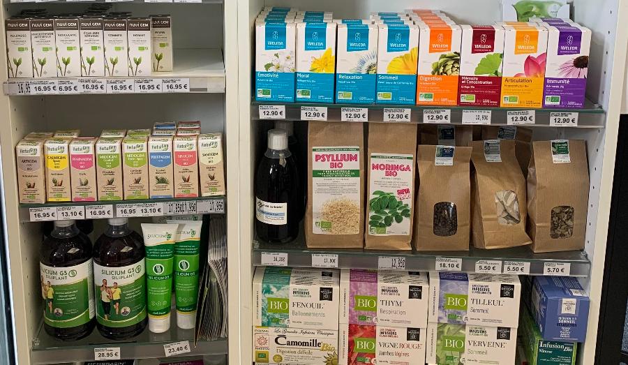Pharmacie des Plantes à Nantes