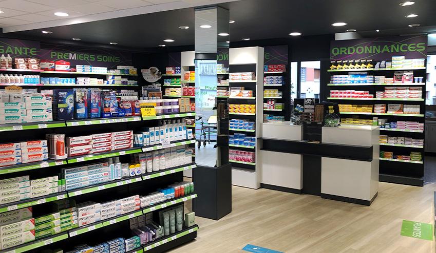 Pharmacie Montesquieu à Angers