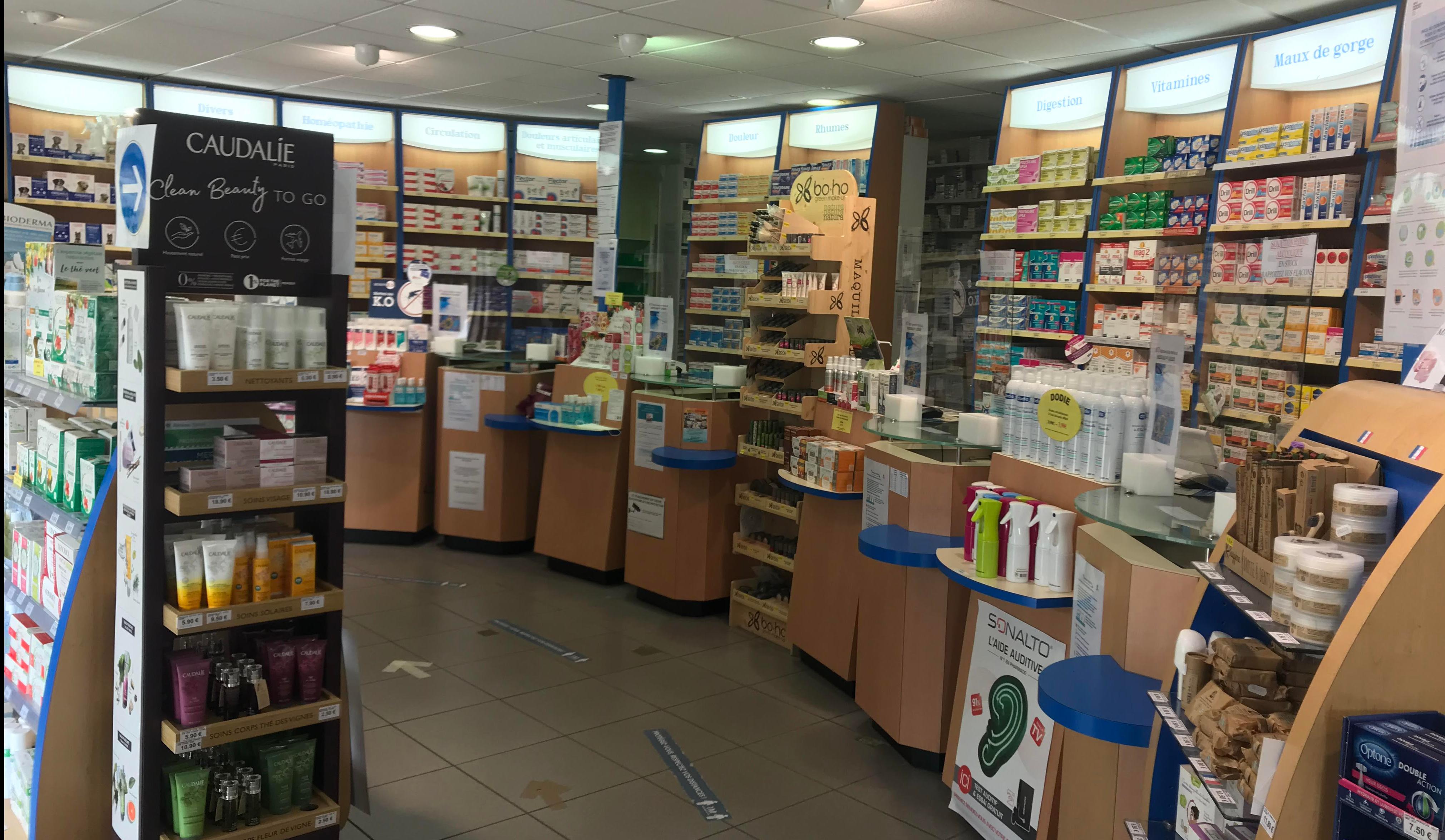Pharmacie de Ruillé à Loir-en-Vallée