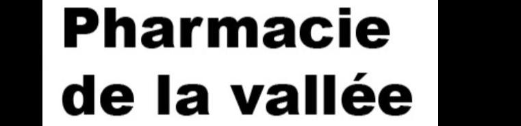 Pharmacie de la Vallée logo