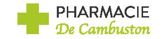 Pharmacie de Cambuston logo