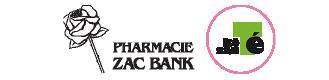 Pharmacie Zac Bank logo
